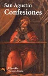 De las Confesiones de san Agustín, obispo