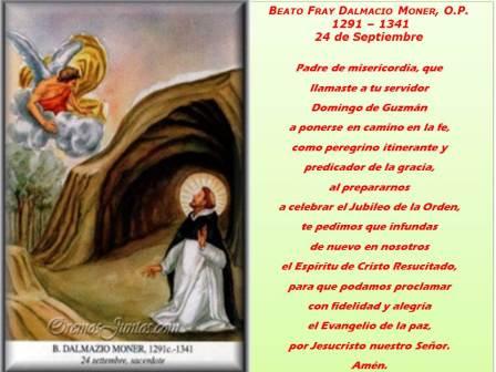 Beato Dalmacio Moner, Sacerdote,2
