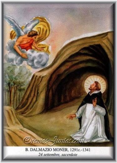 Beato Dalmacio Moner, Sacerdote,24