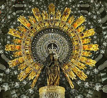 Historia De La Virgen Del Pilar Numerosos Milagros De La Virgen Visiones De Maria Oficio Divino Tiempo Ordinario