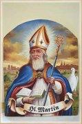 SAN MARTÍN DE TOURS, obispo. (MEMORIA)