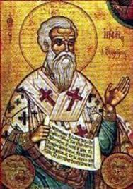san Ignacio de Antioquía, obispo y mártir, a los Esmirniotas