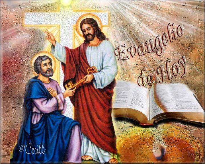 Resultado de imagen para Mateo: 16,13-19