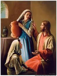 Resultado de imagen para La hermana de Marta y Lázaro, residentes de Betania
