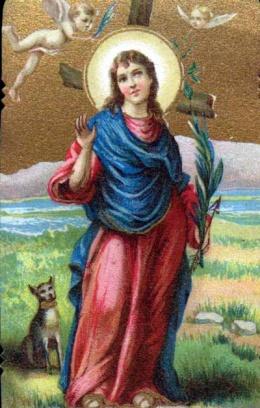 Resultado de imagen para Santa Cristina,virgen y mártir