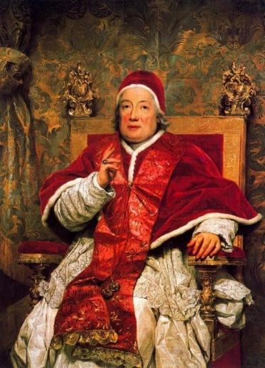 Resultado de imagen para Clemente XIV